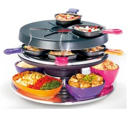 Raclette Tefal Cook Party